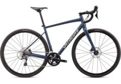 Bicicleta SPECIALIZED Diverge Elite E5 - Satin Navy/White Mountains Clean 61