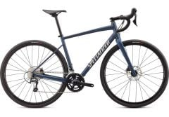 Bicicleta SPECIALIZED Diverge Elite E5 - Satin Navy/White Mountains Clean 58