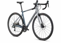 Bicicleta SPECIALIZED Diverge Elite E5 - Gloss/Satin Cool Grey-Cast Battleship Fade/Slate Clean 58