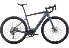Bicicleta SPECIALIZED Turbo Creo SL Expert - Cast Battleship/Black/Raw Carbon XL