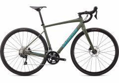 Bicicleta SPECIALIZED Diverge E5 Comp - Satin Oak Green/Aqua Camo 52