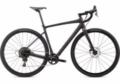 Bicicleta SPECIALIZED Diverge X1 - Satin Carbon/Black Reflective/Dusty Lilac Camo 56