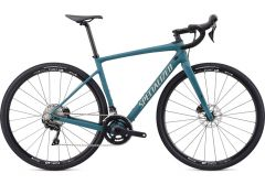 Bicicleta SPECIALIZED Diverge Sport - Dusty Satin Dusty Turquoise/Taupe-White Mountains 64