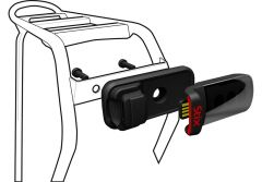 Adaptor SPECIALIZED Stix Reflector Mount