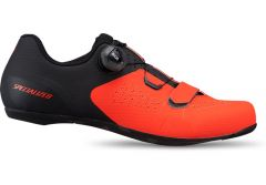 Pantofi ciclism SPECIALIZED Torch 2.0 Road - Rocket Red/Black 43