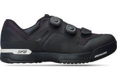 Pantofi ciclism SPECIALIZED 2FO ClipLite Mtb - Black 43