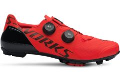 Pantofi mtb SPECIALIZED S-Works Recon - Rocket Red 45