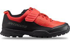 Pantofi ciclism SPECIALIZED RIME 1.0 Mtb - Red 43