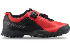 Pantofi ciclism SPECIALIZED RIME 2.0 Mtb - Red 40
