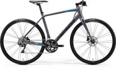 Bicicleta MERIDA Speeder 500 S-M Antracit 2020