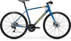 Bicicleta MERIDA Speeder 400 S-M Albastru Negru 2020