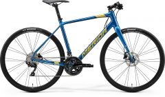 Bicicleta MERIDA Speeder 400 XL Negru 2020