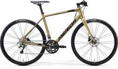 Bicicleta MERIDA Speeder 300 L Gold|Negru 2020
