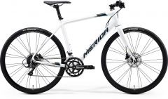 Bicicleta MERIDA Speeder 200 S-M Alb Negru 2020
