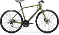 Bicicleta MERIDA Speeder 100 S-M Verde Verde 2020