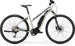 Bicicleta MERIDA Espresso 200SE L-55 Titan|Negru 2020