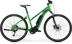 Bicicleta MERIDA Espresso 200SE XS-43 Verde|Negru 2020