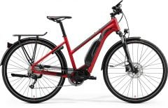 Bicicleta MERIDA Espresso 300SE EQ S-47 Rosu|Negru 2020