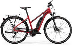 Bicicleta MERIDA Espresso 300SE EQ M-51 Rosu|Negru 2020