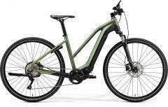 Bicicleta MERIDA Espresso 400 L-55 Verde|Negru 2020