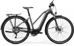 Bicicleta MERIDA Espresso 400 EQ XS-43 Gri|Negru 2020