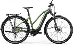 Bicicleta MERIDA Espresso 400 EQ M-51 Verde|Negru 2020