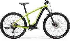 Bicicleta Electrica MERIDA eBig.Nine 600 XL53 Verde|Negru 2020
