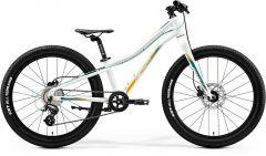 Bicicleta Copii MERIDA Maatts J.24+ 11.5'' Alb 2020