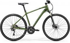 Bicicleta MERIDA Crossway XT-EDITION S Verde 2020