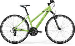 Bicicleta MERIDA Crossway 10-V S Verde 2020