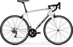 Bicicleta MERIDA Scultura 5000 M-L Alb|Negru 2020