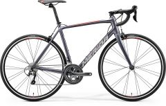 Bicicleta MERIDA Scultura 300 M-L Antracit|Rosu 2020