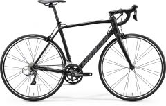Bicicleta MERIDA Scultura 100 S-M Negru|Alb 2020