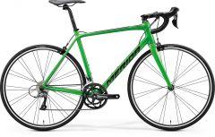 Bicicleta MERIDA Scultura 100 XS Verde|Negru 2020
