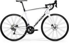 Bicicleta MERIDA Scultura Disc 5000 S Alb|Negru 2020
