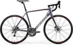 Bicicleta MERIDA Scultura Disc 300 L Antracit|Rosu 2020