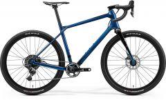 Bicicleta MERIDA Silex+ 6000 L Albastru Negru 2020