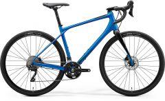 Bicicleta MERIDA Silex 400 XS Albastru 2020