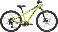 CANNONDALE Kids Trail 24''  Galben Nuclear 2020
