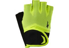 Manusi SPECIALIZED Body Geometry Kids - Black/Neon Yellow M