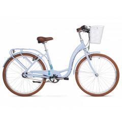 Bicicleta LE GRAND Lille 3 D 26 S Albastru-Celadon-Lucios 2020
