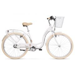Bicicleta LE GRAND Lille 3 D 26 M Alb-Bej-Mat 2020
