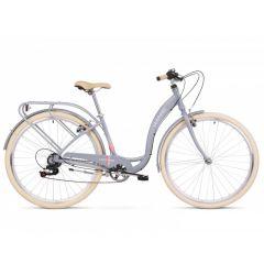 Bicicleta LE GRAND Lille 2 D 28 M Gri-Roz-Lucios 2020