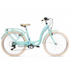 Bicicleta LE GRAND Lille 1 D 26 S Celadon-Albastru-Mat 2020