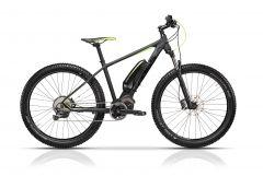Bicicleta CROSS Element 27.5 Negru/Verde 520mm