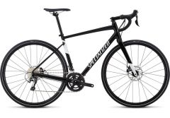 Bicicleta SPECIALIZED Diverge E5 Elite - Gloss Black/Metallic Whte Silver 54
