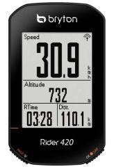 Ciclocomputer BRYTON Rider 420T Set