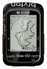 Ciclocomputer BRYTON Rider 450H GPS