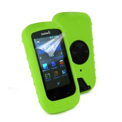 Husa Silicon GARMIN Edge 1000 - verde