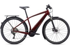 Bicicleta SPECIALIZED Turbo Vado 4.0 - Metallic Crimson/Black/Rocket Red L